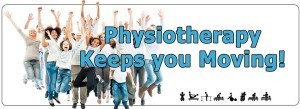 Physiotherapy keeps you moving