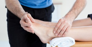 ankle injuries victoria bc